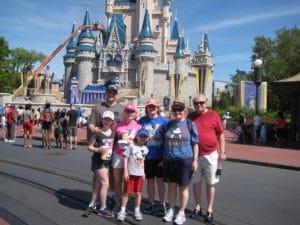 Hariah Hutkowski Disney Land